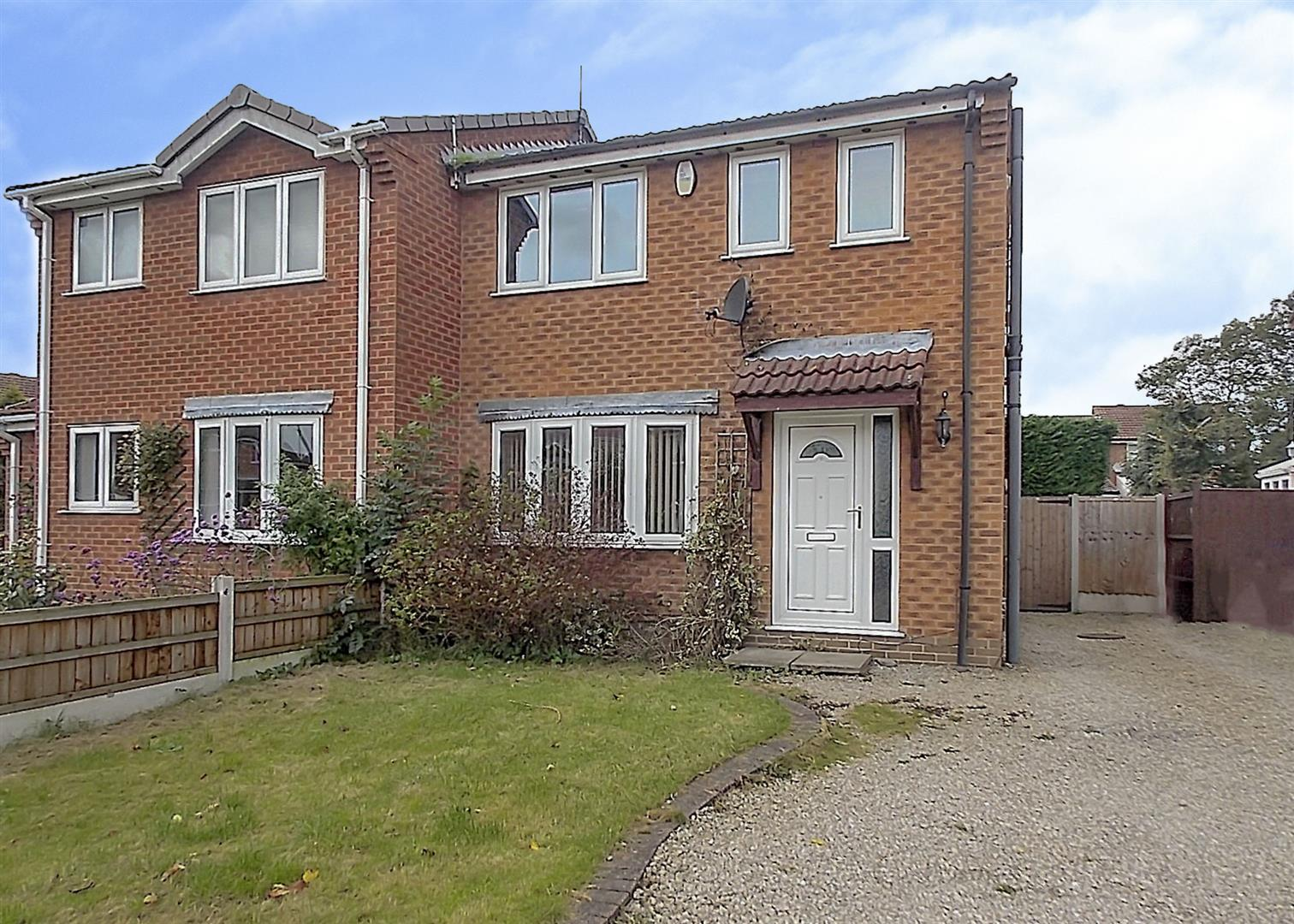 3 Bedrooms Semi Detached House for sale in Thorpe Leys, Long Eaton